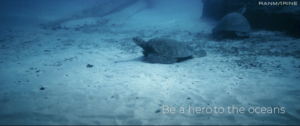 Be a hero video background