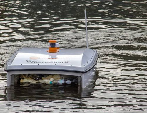 How this autonomous water-robot is turning the heads around by cleaning water-bodies efficiently!